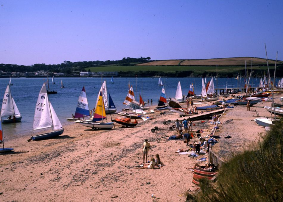 Camel Estuary at Rock