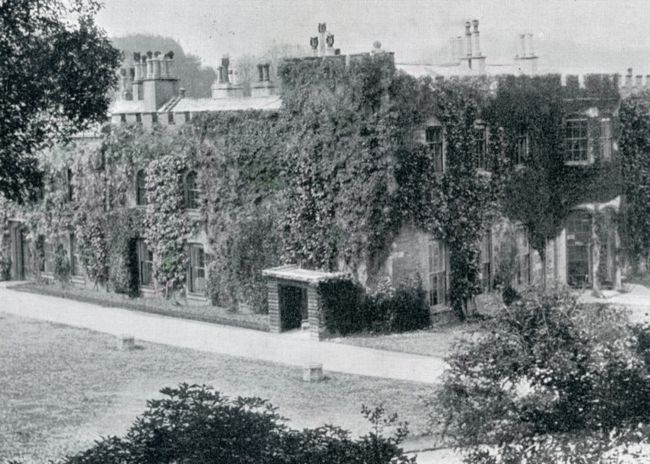 Port Eliot House 1905