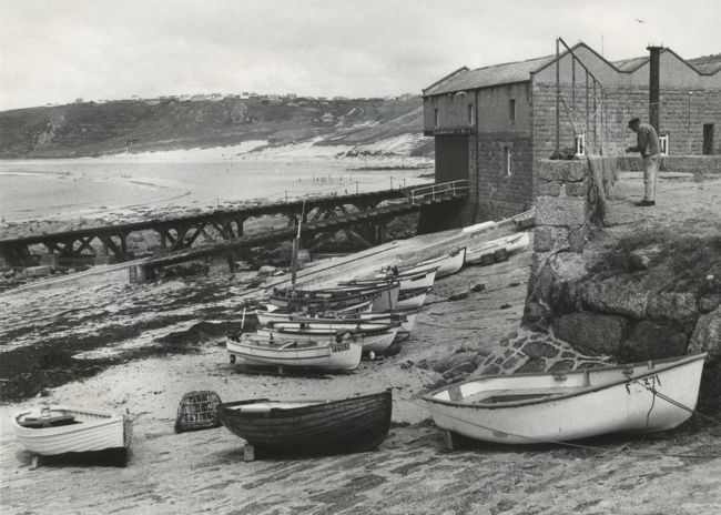 Sennen in the 1970s