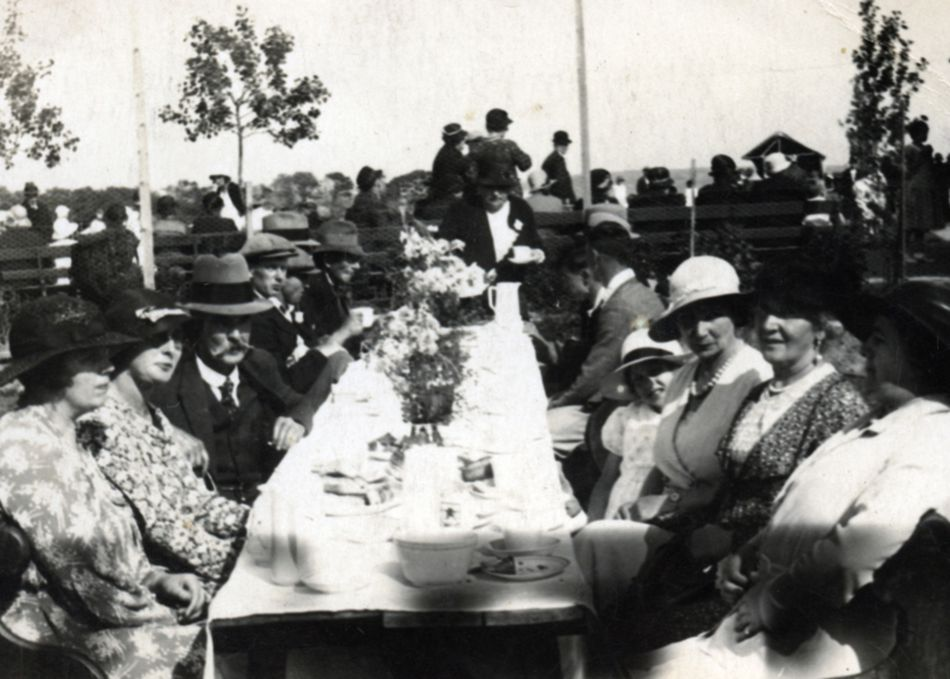 St Day Feast in the 1930s