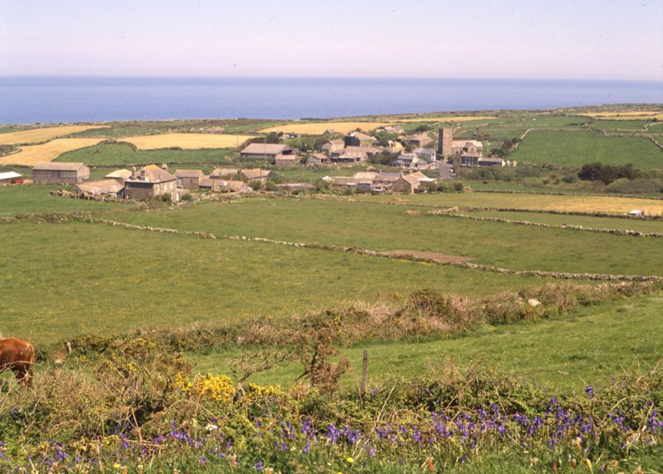 Zennor in Cornwall