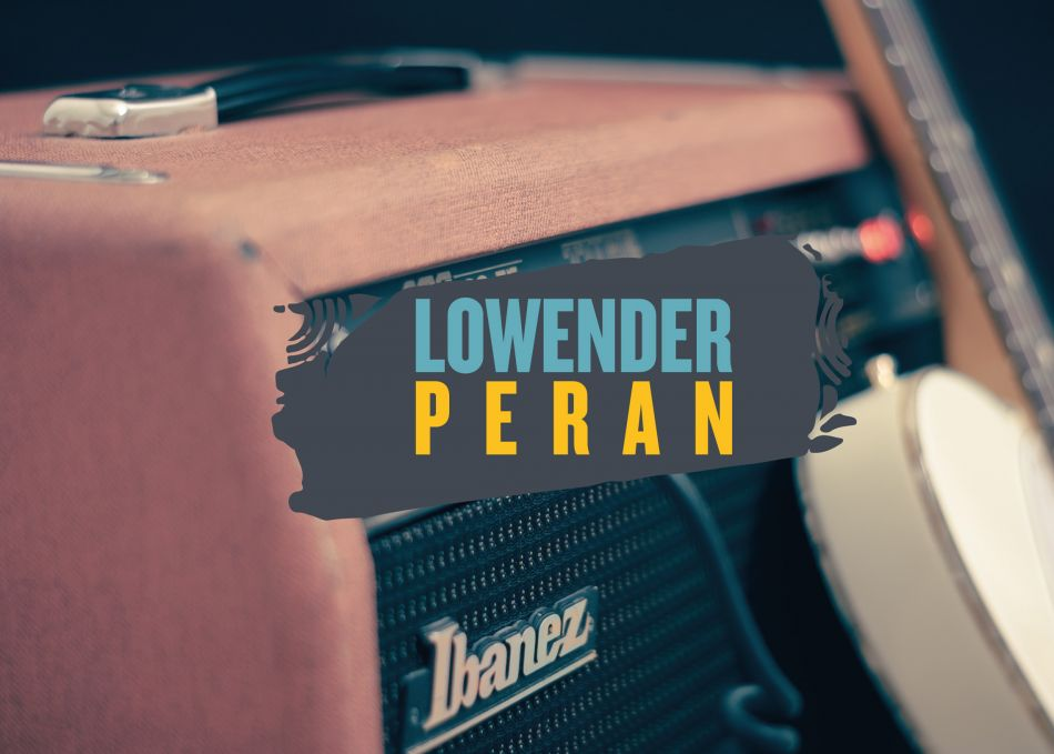 Lowender Peran Illustration