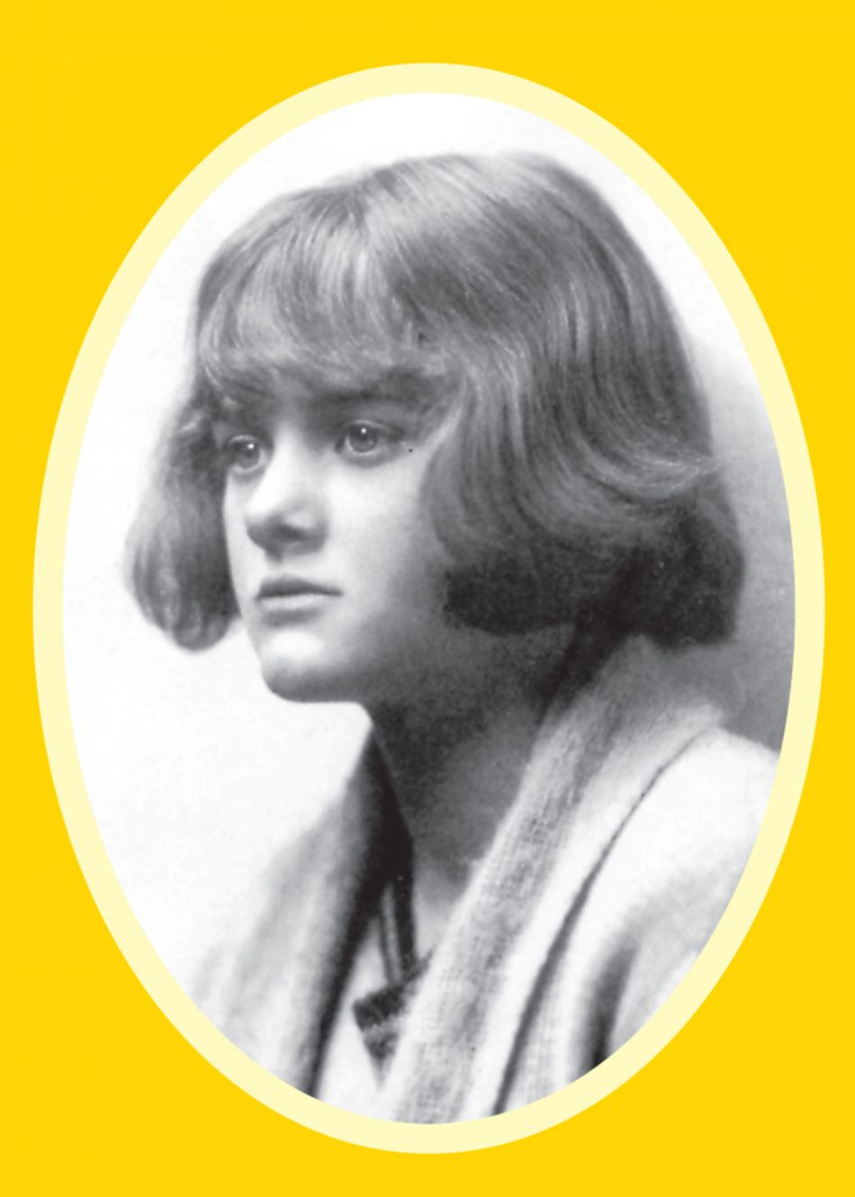 Daphne du Maurier as a young woman