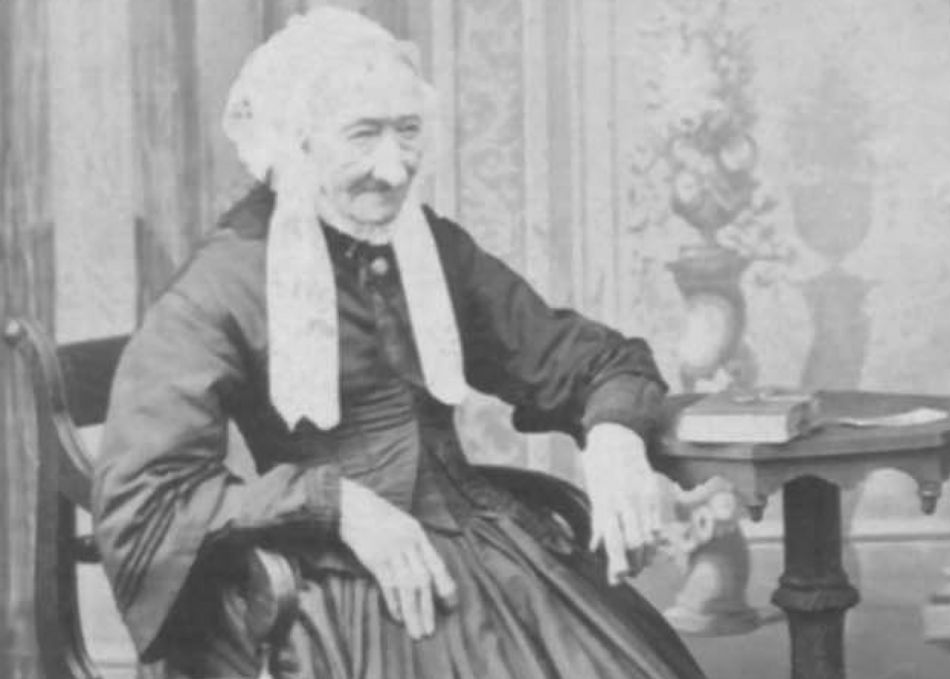 Jane Trevithick, wife of Richard Trevithick