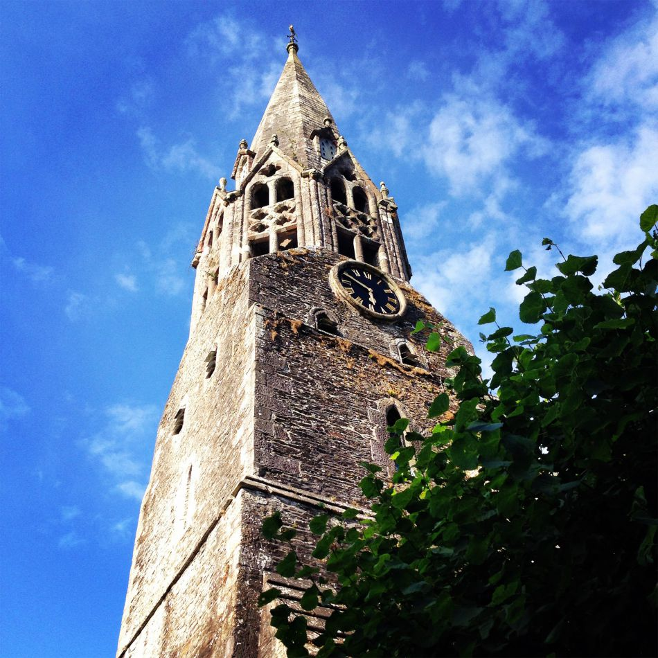 Photograph of Lostwithiel Church