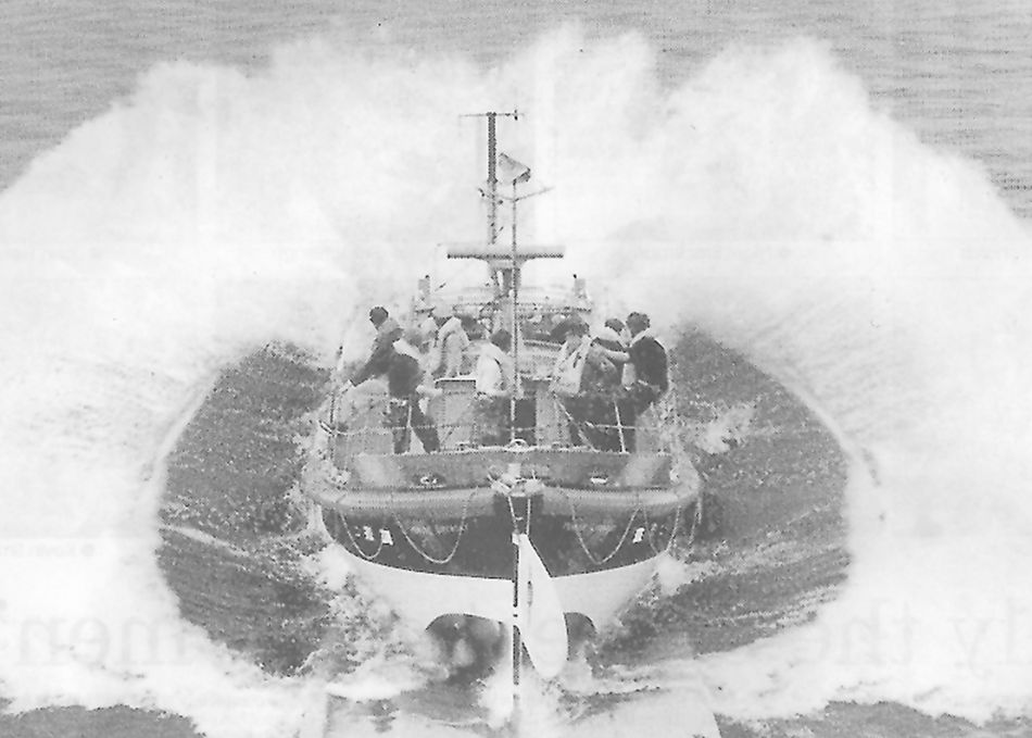 Photograph of Penlee Lifeboat