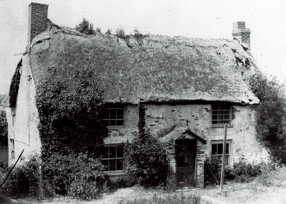 Richard Trevithick's cottage Penponds