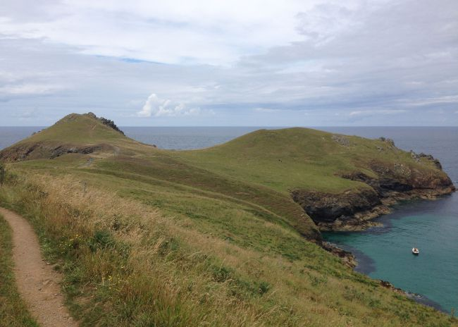 The Rumps in Cornwall