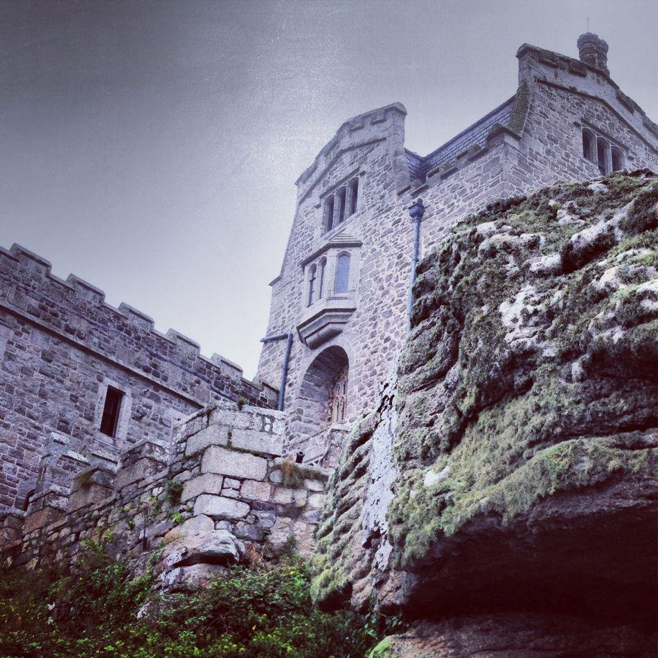Photograph of St Michael's Mount