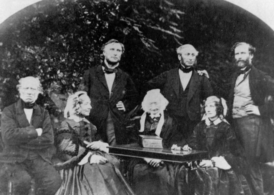 Trevithick family photograph