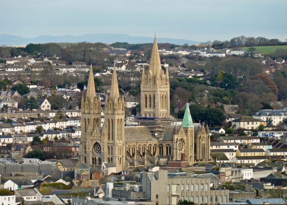 Truro in Cornwall