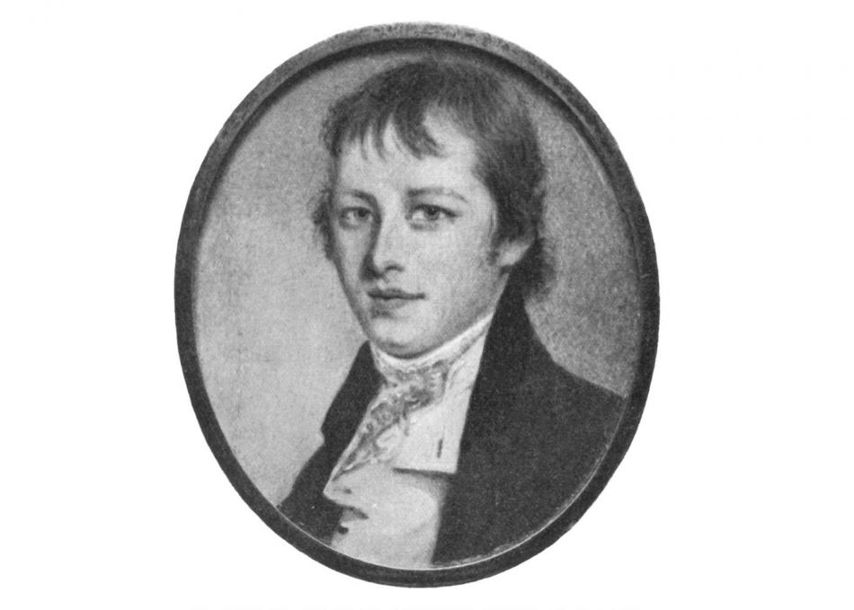 Richard Trevithick when young